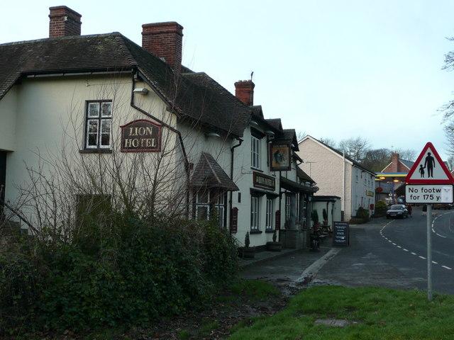 The Lion Hotel, Leintwardine