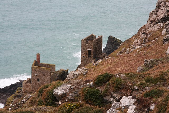 The Crowns Mine, Botallack