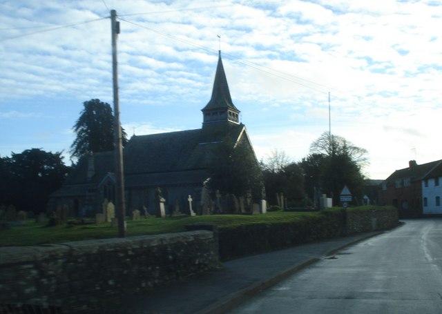 St Mary's Church Bucknell