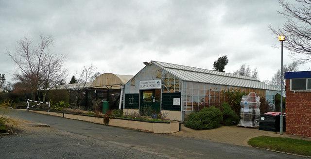 Plant Centre at Pershore College