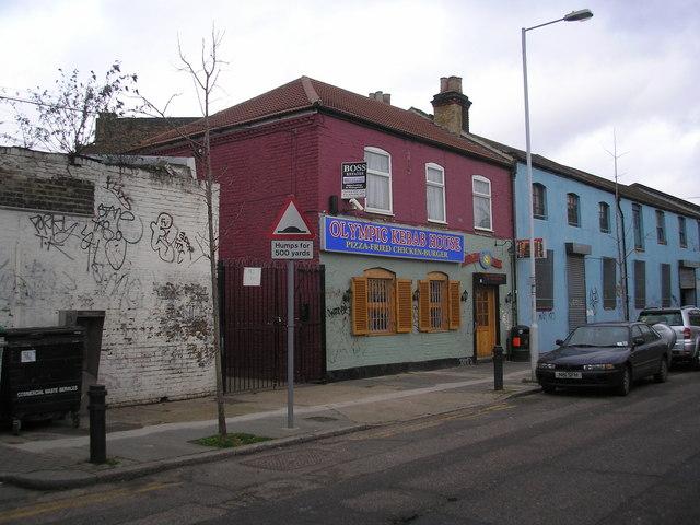 Former public house,  Wallis Road,  Hackney Wick