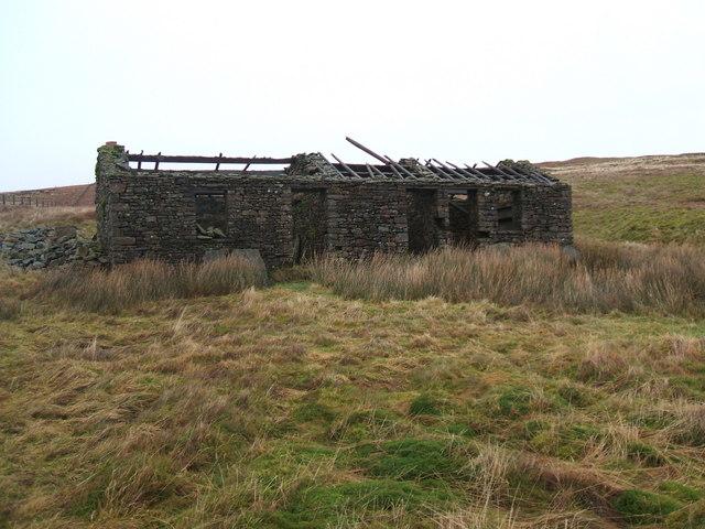 Ruin on the fell