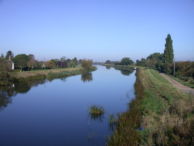 Ultra-calm day on the Great Ouse