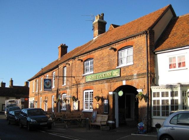 Hatfield Broad Oak: The Cock Inn