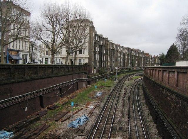 Tube Tracks