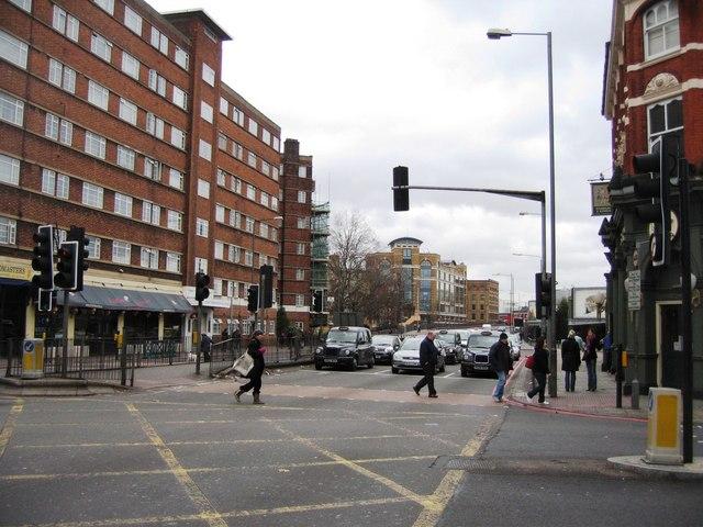 Talgarth Road (A4)