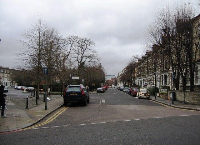 Gunterstone Road