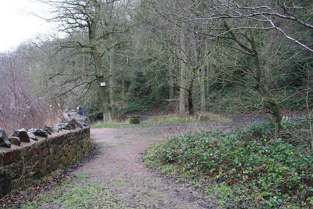 The Old Lower Car Park, Gullet Quarry