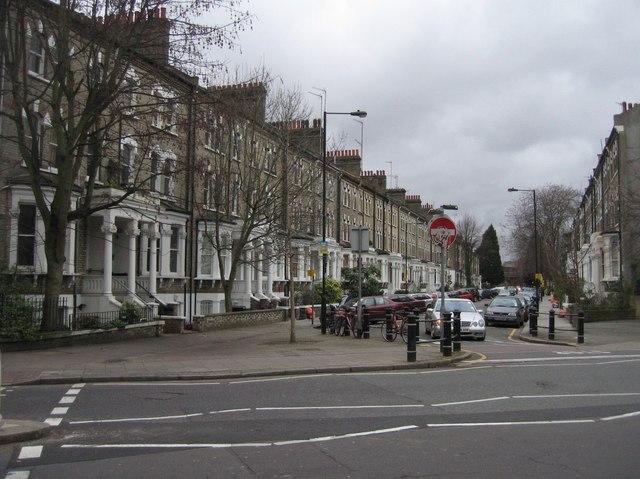 Edith Road