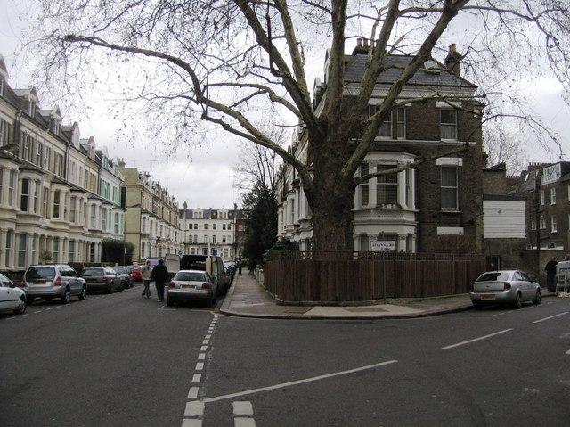 Corner of Matheson Road & Stanwick Road