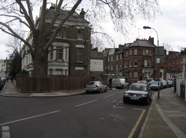 Stanwick Road, W14