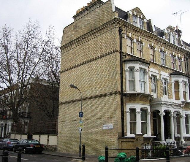 Corner of Lisgar Terrace & Matheson Road