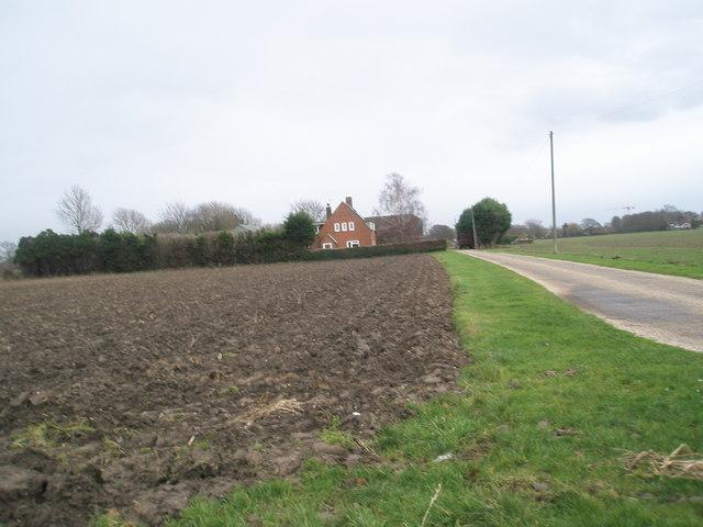 Farm cottage off Broad Road