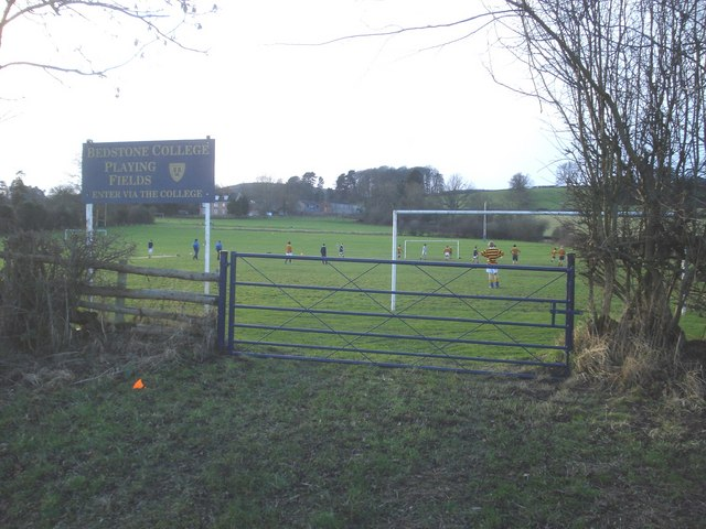 Bedstone College Playing Fields