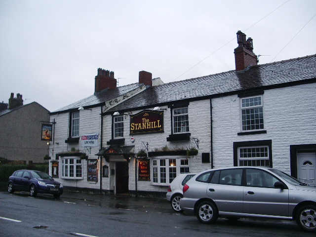 The Stanhill, Oswaldtwistle