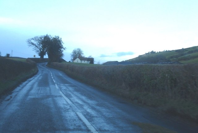 B4385 at Three Ashes