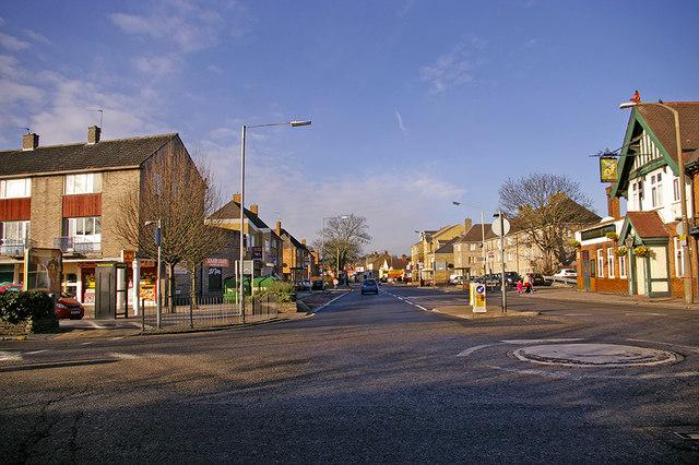 Lancaster Road, Enfield