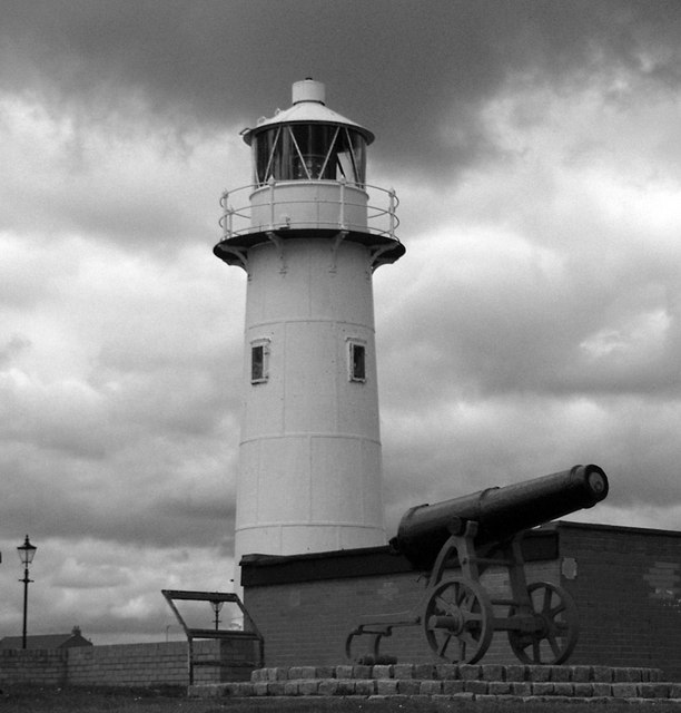 The Heugh (Hartlepool Headland) lighthouse #2