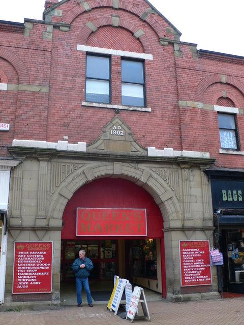 Queens Arcade, Rhyl