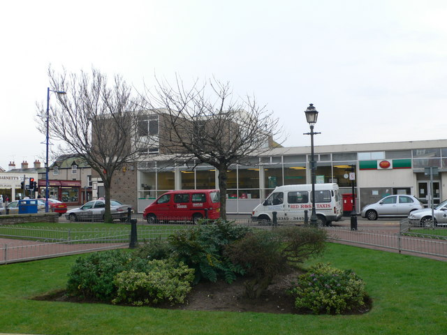 Post Office, Water Street, Rhyl