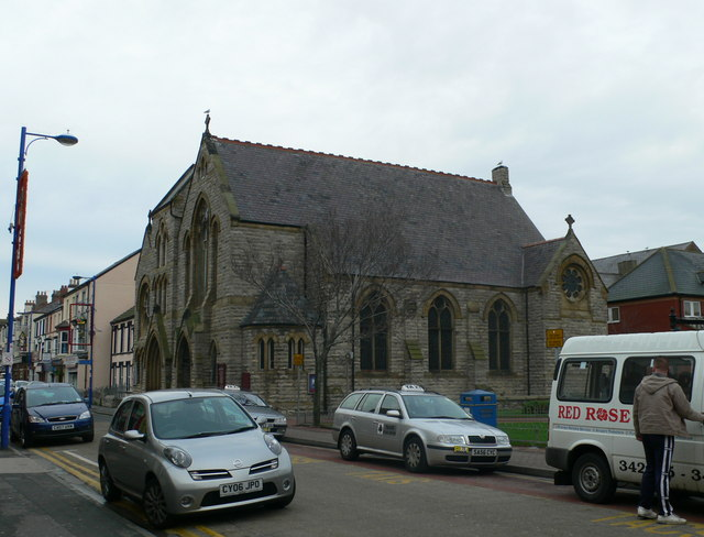 Christ Church, Rhyl