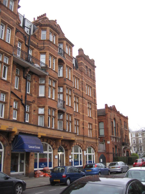 Leigh Court, Avonmore Road