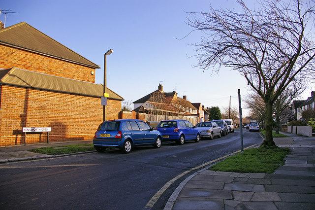 Kenilworth Crescent, Enfield
