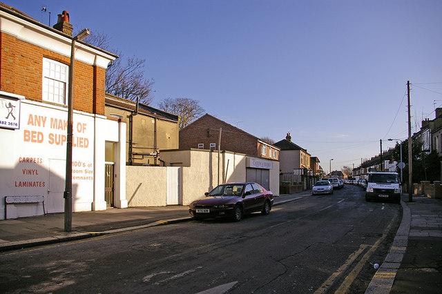 Canonbury Road, Enfield