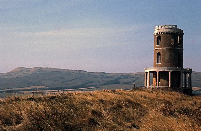 Clavell Tower - Kimmeridge