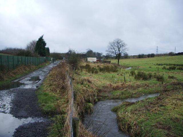 Brookside Lane and Lottice Brook