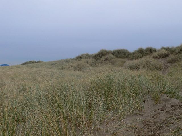 Sand dunes, Prestatyn