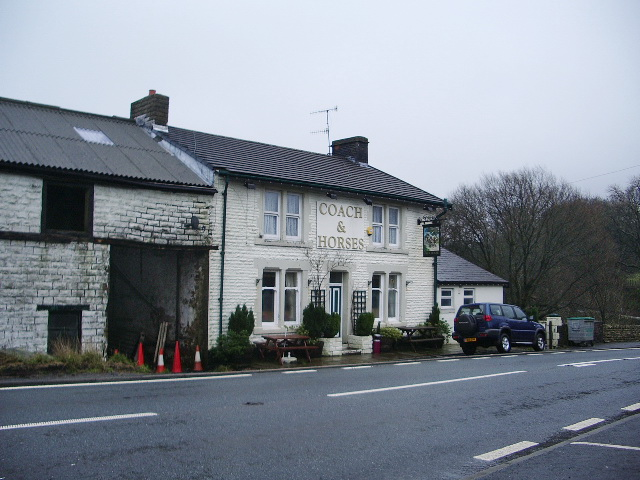 Coach and Horses, Haslingden Old Road (B6236)