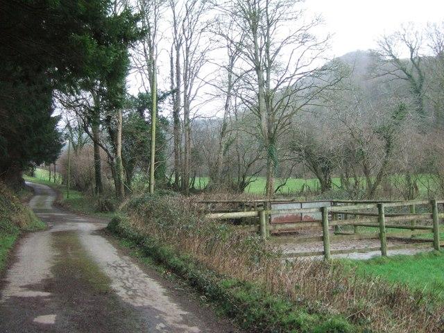 Pen in Torridge valley