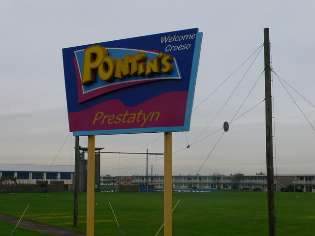 Welcome to Pontin's!