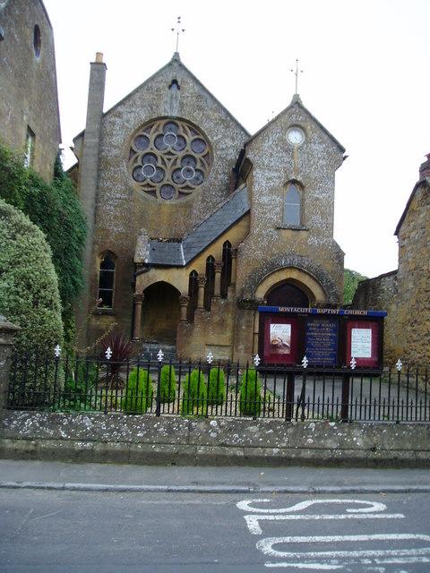 Montacute Baptist Church