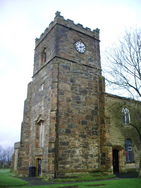 St James Church, Church, Tower