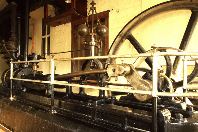 Wadworths Brewery steam engine