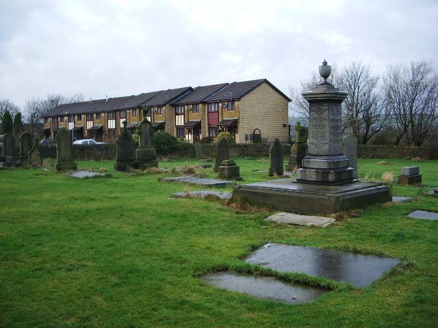 St James Church, Church, Graveyard
