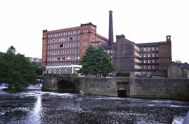 East and North Mills, Belper