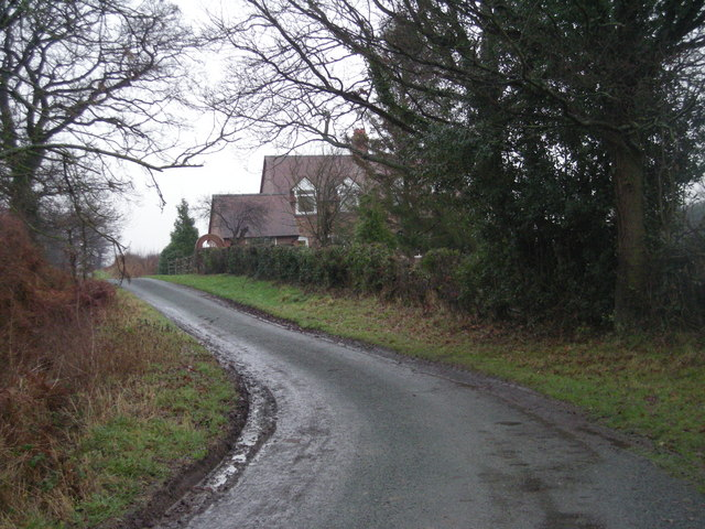 House on Broomhall Lane