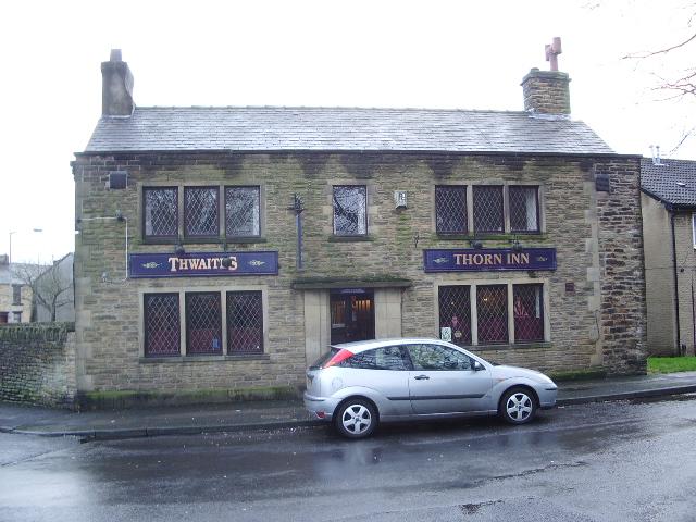 Thorn Inn, Church