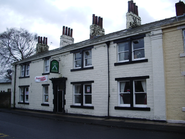The Crossed Guns, Church Street, Church