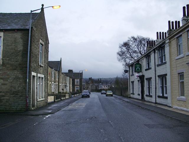 Church Street, Church