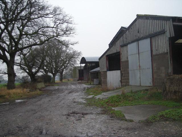 Plex Farm buildings