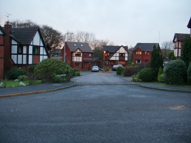 Hawkstone Close, Accrington