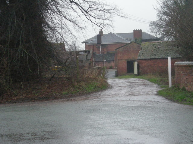 Wytheford Hall Farm
