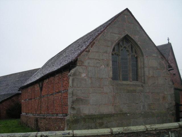 Chapel at Poynton Manor