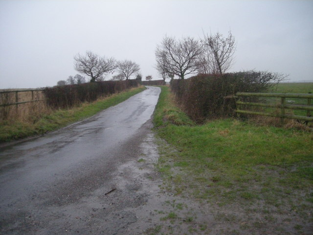 Lane to Roden