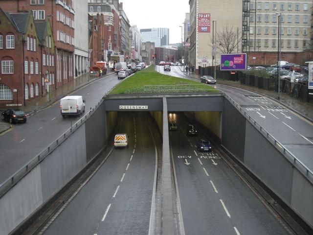 Queensway tunnels