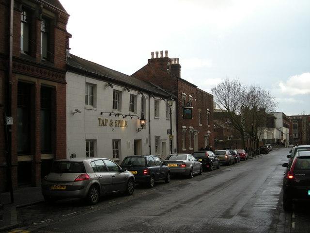 Gas Street